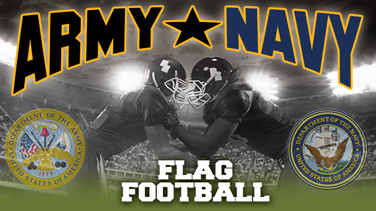 Army/Navy Flag Football