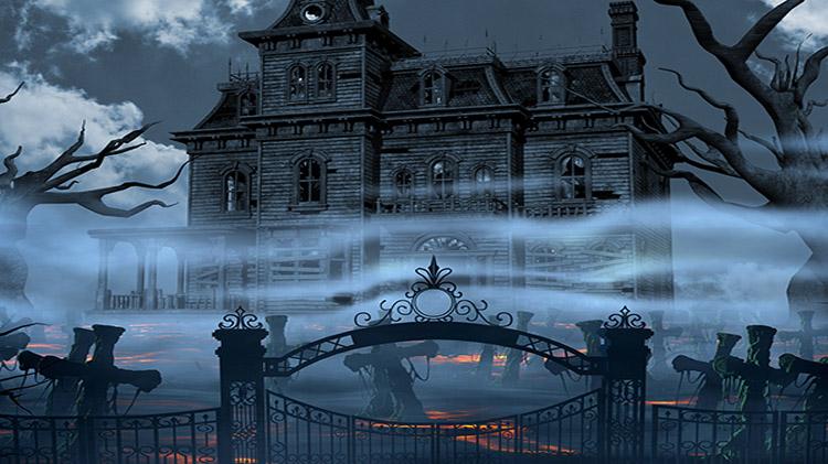 BOSS Haunted House