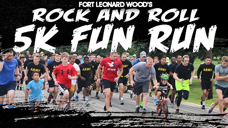 Rock and Roll 5K Fun Run & Mini Health Fair