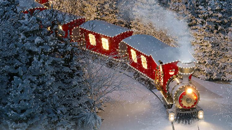 Polar Express Storytime