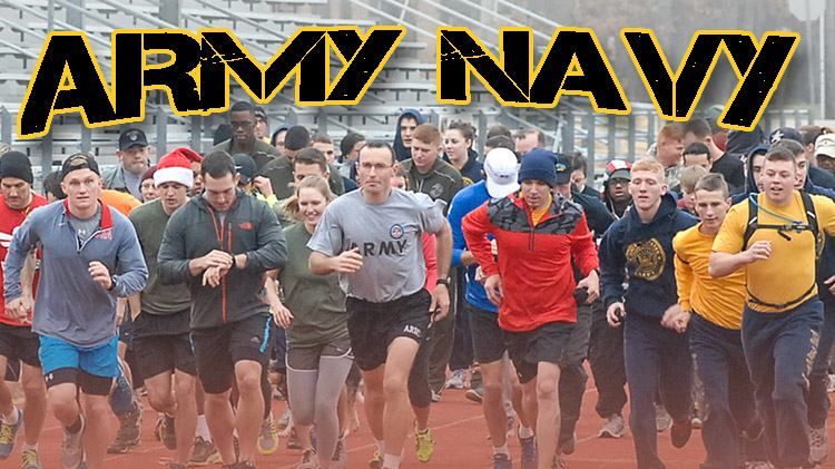 Army/Navy 5K Fun Run & Kids Half-Miler
