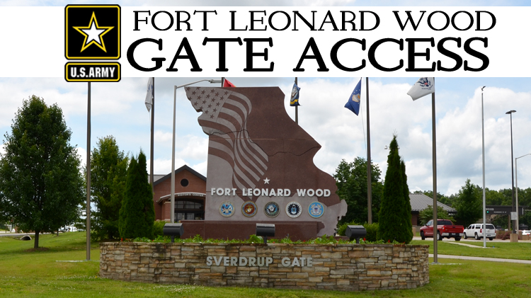 Fort Leonard Wood Gate Access
