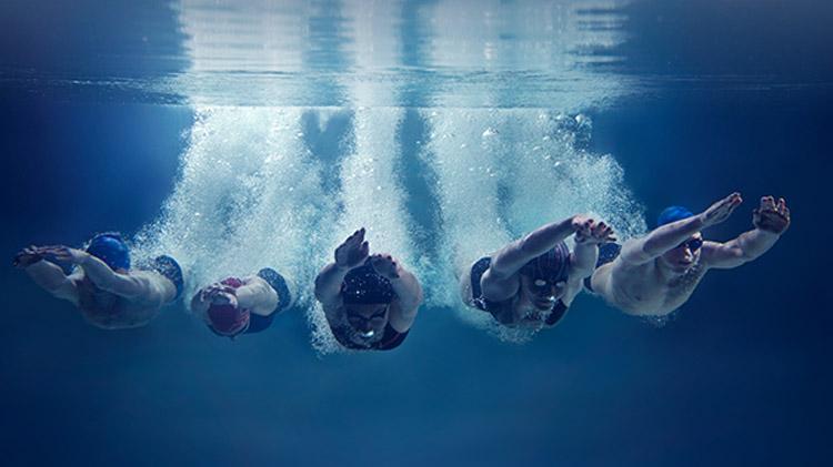 Commander's Cup Swim Meet