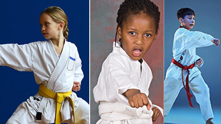 Martial Arts Trial Class