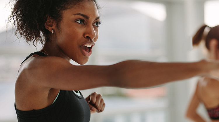 Women's Basic Self-Defense Classes