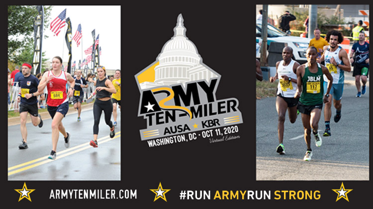 Virtual Army Ten-Miler