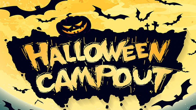 Halloween Campout