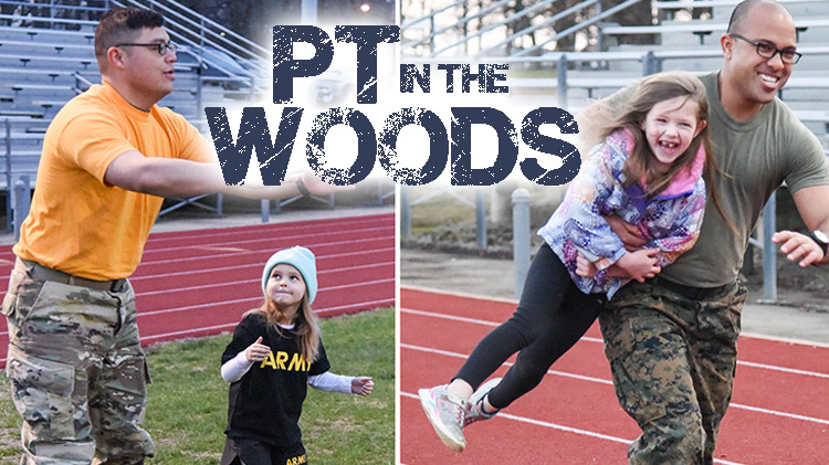 PT in the Woods