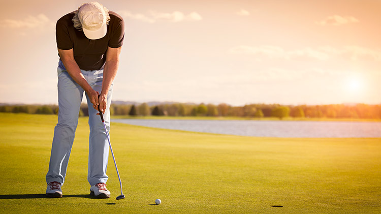 Retiree Golf Tournament