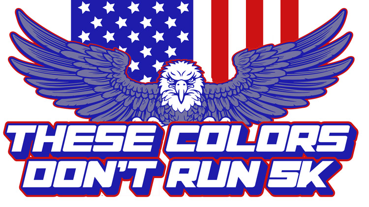 These Colors Don't Run 5K