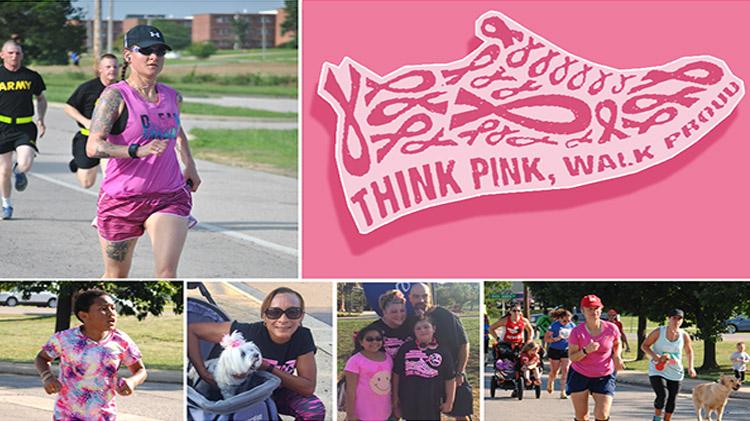 Pink 5K, Duathlon, & Kids Half Miler