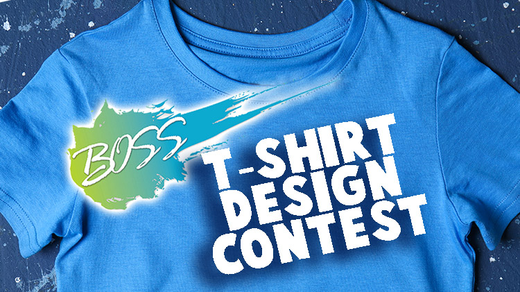 BOSS T-Shirt Design Contest