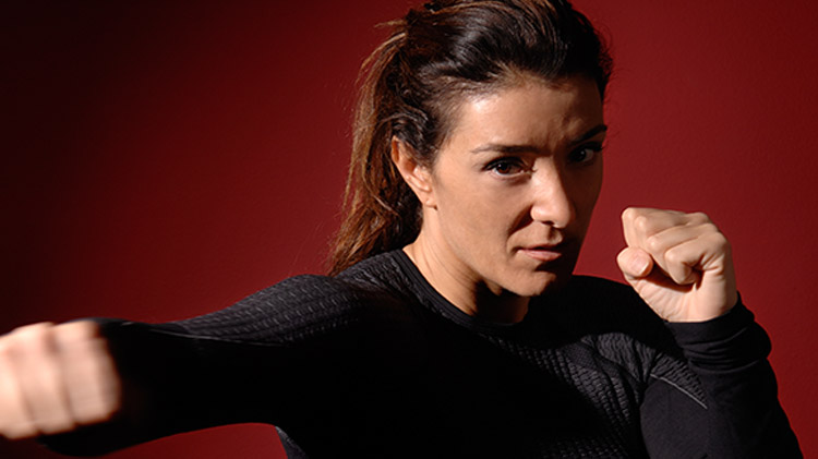 Women's Basic Self-Defense Class