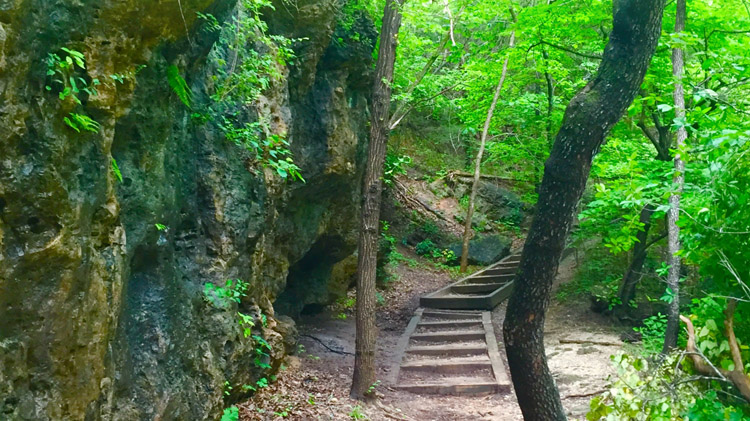 Ha Ha Tonka State Park Hiking Program