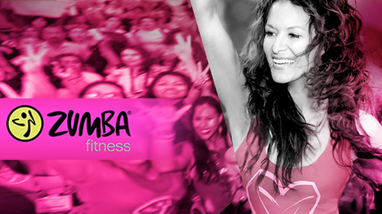 Zumba Pink Party