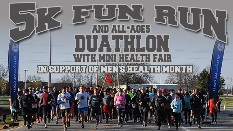 5K Fun Run and All-Ages Duathlon