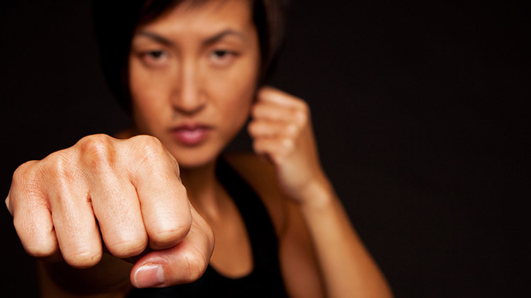Women's Basic Self-Defense Classes