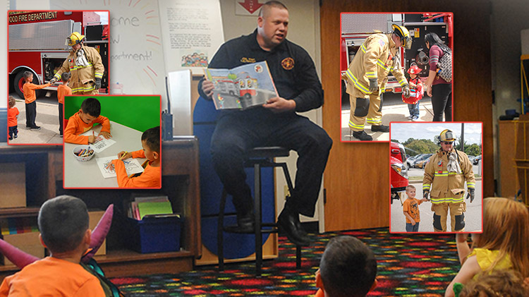 Fire Prevention Week Story Time