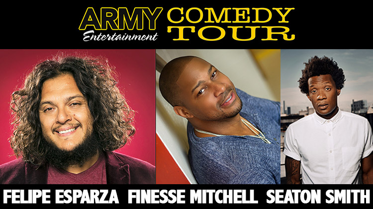 Army Entertainment Comedy Tour