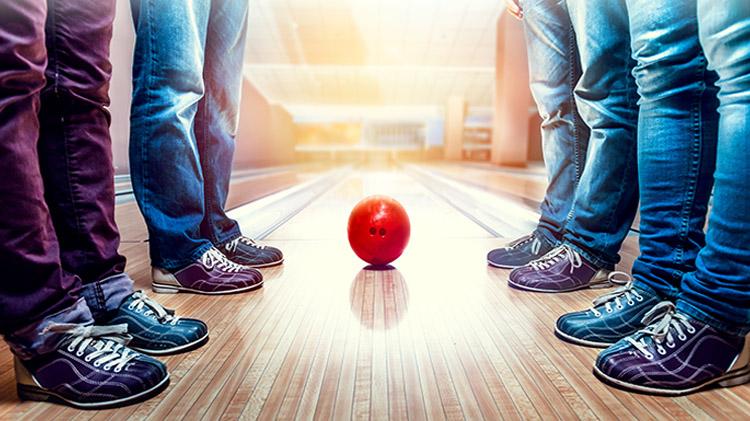 Recreational Co-ed Bowling League