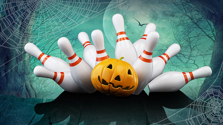 X-Tremely Spooktacular Bowling